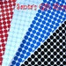 "70 1/2"" Vinyl Decal Polka Dot Gloss Sticker Sheet - 70 Polka Dots -  Bachelorette Parties - Birthday Parties - Scrapbooking"