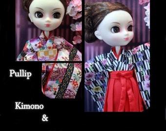 Hakama & Kimono Pullip.1/6