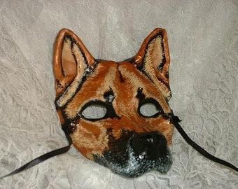 Custom Made Pet Mask, Dogs, Cats, Birds, Reptiles