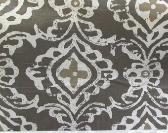 KASHMIR PEBBLE  designer multipurpose fabric