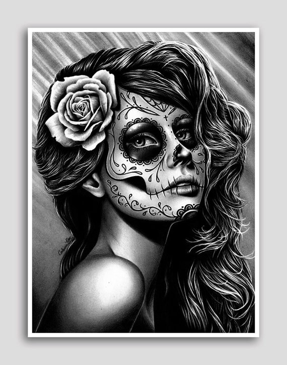 day of the dead girl posters   pixshark     images