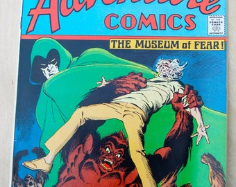Bronze age DC comic book. Adventure Comics Vol 41 # 438. March 1975