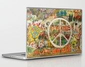 Laptop Skin - All You Need is Love - The Beatles - John Lennon