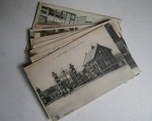 20 Vintage Postcards, France, Europe, Unused, Wedding Supply, Guest Book, Save The Date, Crafting, Scrapbooking