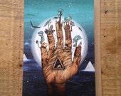 Stargate // Greeting Card