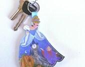 Cinder Princess - key chain