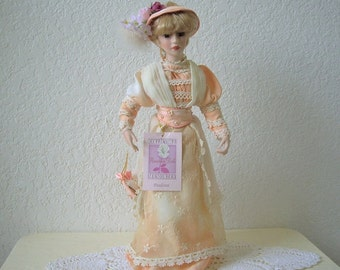 Collectible Memories Doll, Paulette. 16 inches of Victorian Beauty