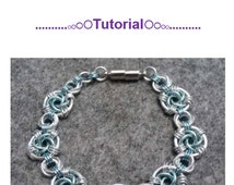 Swirl Pools Bracelet Chainmaille Tutorial