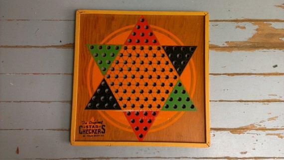 Vintage Wooden Game 10