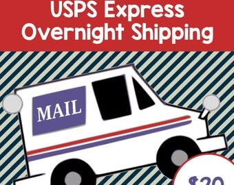 Express Overnight Shipping
