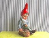 Vintage West German Gnome Heissner