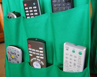 organizer caddy tv remote control holder 4 by thescrapbasket. Black Bedroom Furniture Sets. Home Design Ideas