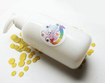 Pirate Gold Soap - Homemade Soap - Vegan Soap - Body Wash - Castile Soap - Hand Soap - Olive Oil - Coconut Oil