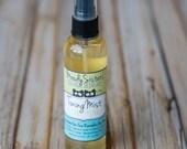 Acne Clarifying Facial Toning Mist - Organic Witch Hazel Face Toner Natural Acne Facial Toner Mist Spray