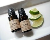 Lime Essential Oil - Pure Distilled LIme Oil