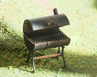Quarter Scale Grill or Smoker Kit
