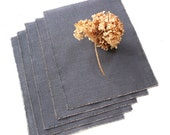 Modern Burlap Placemat - Natural Living - Indoor/Outdoor Dining & Entertainment