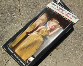 Marilyn Monroe Movie Collection Doll, 1982 There's No Business Like Show Business, NIP