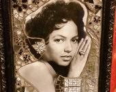 Dorothy Dandridge portrait in Mosaic