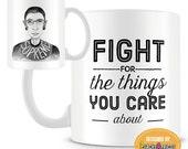 Ruth Bader Ginsburg Quote Mug - Supreme Mug -