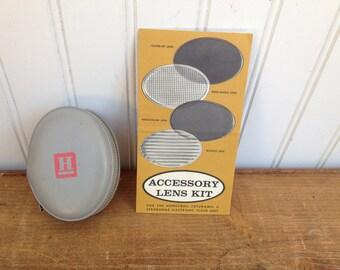Vintage Honeywell Accessory Lens Kit for Futuramic II