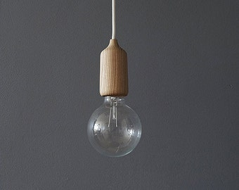 Custom listing | Wood lamp KIT 01 without ceiling Cup