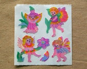 Sandylion MOP Mother of Pearl Fairy Stickers