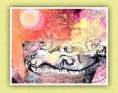 instant download dog printable nursery art 8x10 home decor