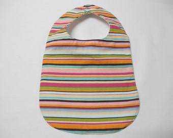Toddler strip bib