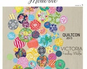 Quilts & Crafts Simply Moderne Quilt Magazine Issue Sum 2015