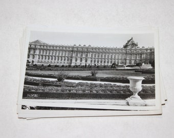 15 Vintage Versailles France Postcards Used