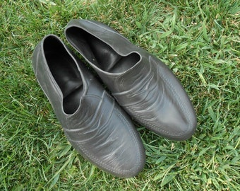 Vintage Totes overshoes rubber boots rain wear rain gear rain footwear rubbers rubber galoshes made in usa shoe protector mens rubbers