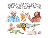 Ancestors - Limited Edition Giclee Print