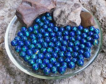100 Jasper Natural Beads