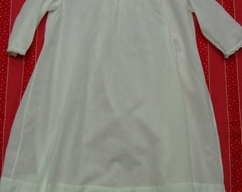 Nice Vintage Baby,Doll Dress, Tucks,Embroidery,Lace, Excellent Condition