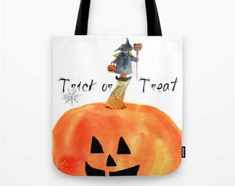 Tote, Trick or Treat