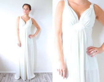 Vintage Sleeveless Boho Cream Wedding Dress Sweetheart A Line Maxi Goddess