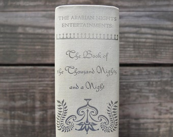 Vintage 1962 The Arabian Nights: The Book of the Thousand Nights and a Night, Volumes 5 & 6