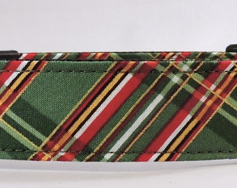 Dog Collar, Martingale Collar, Cat Collar - All Sizes - Country Holiday