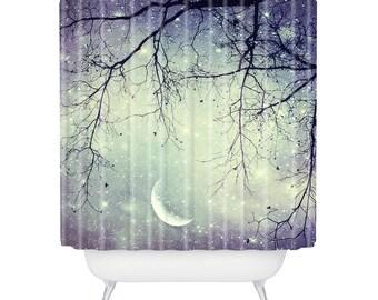 Sky shower curtain | Etsy