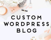 Custom Wordpress Theme  VIP Package