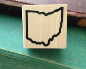 State of Ohio Rubber Stamp