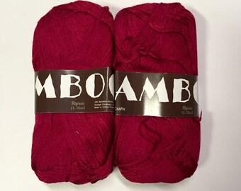 100% Bamboo Yarn (Free Shipping)