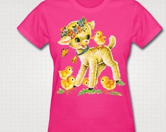 Kitsch Lamb T-Shirt