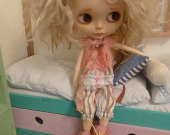 Blythe Sweet Summer  Silk Outfit (BD94515)
