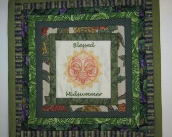 Sabbat Banner - Midsummer, Litha, Summer Solstice