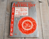 American Astrology Magazine, September 1955 Issue, Virgo 60th Birthday, 60 years old