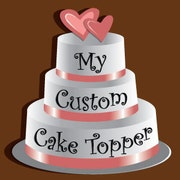 wedding cake toppers saskatoon custom made wedding cake toppers and more by 26593