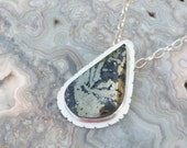 Apache Gold Sterling Silver Necklace