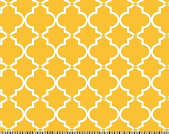 06330 -  Springs Creative Products Quilting Basics Lattice in Golden color - 1 yard